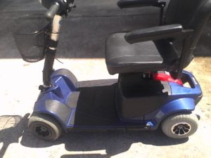 Revo 4 Mobility Scooter