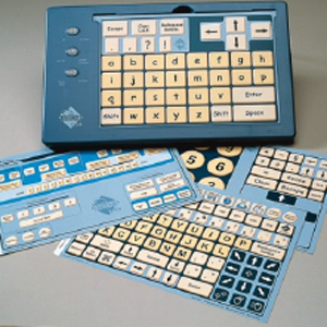 Intellikeys Adapted Keyboard
