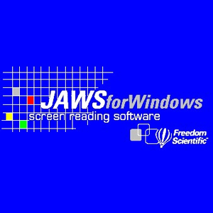 JAWS Screen Reading Software by Freedom Scientific