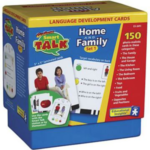 Smartalk Language Development Cards Set