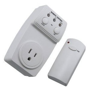Supwerswitch Wireless Remote Control Wall Outlet