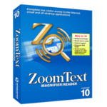 Zoomtext Screen Reader Magnifier