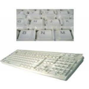 Keyboard with Keyguard