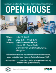 GSAT Open House Flyer
