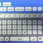 Apple Qwerty Overlay for Intellikeys